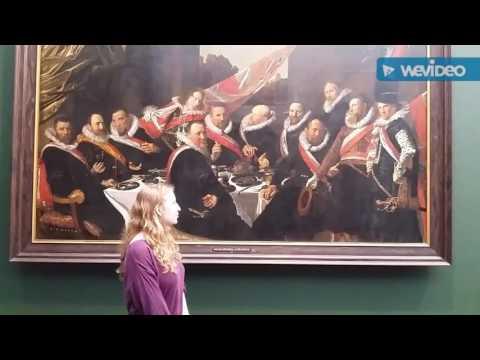 Frans Hals video