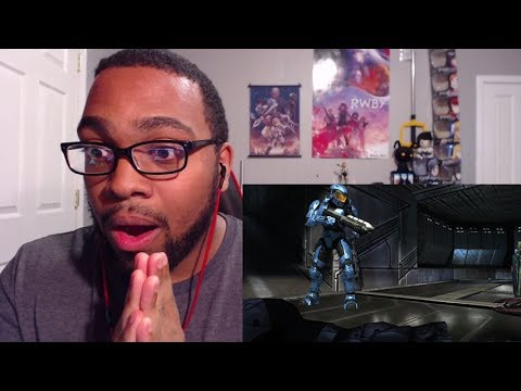 Red vs Blue: Relocated Reaction (A Little Downtime)