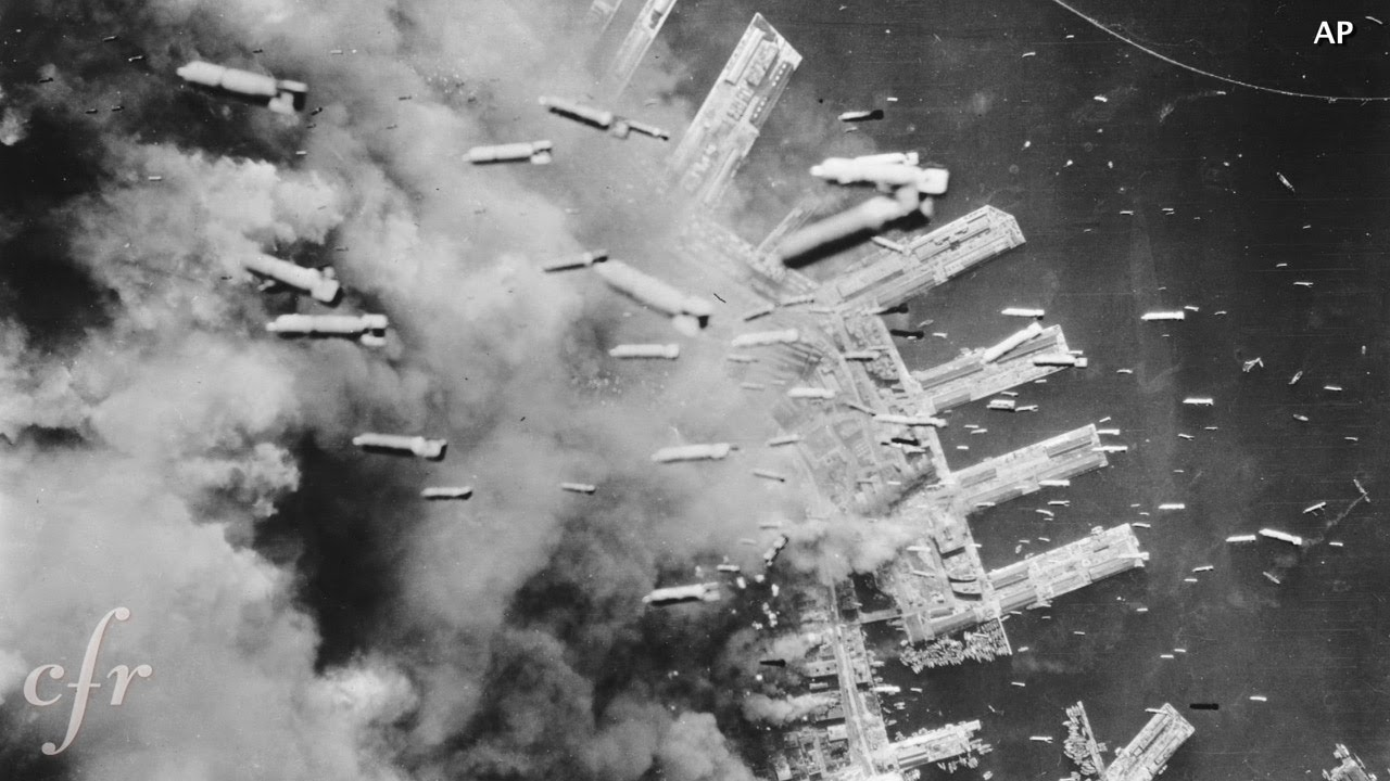 Image result for fire bombing wwii