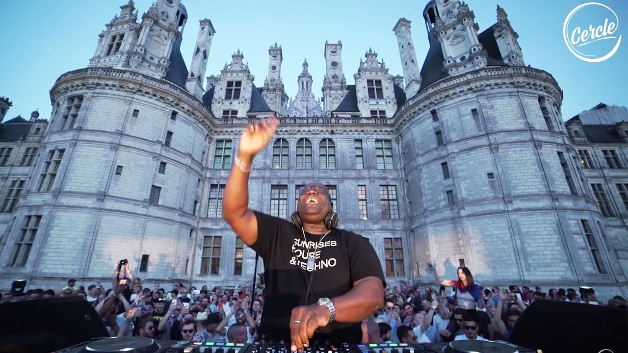 Download Carl Cox @ Château de Chambord in France for Cercle