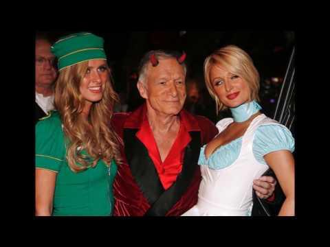 PLAYBOY PARTY  HUGH M  HEFNER LUXURY LIFE  Luxury Millionaire Lifestyle