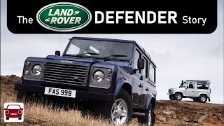 The Land Rover Defender Story