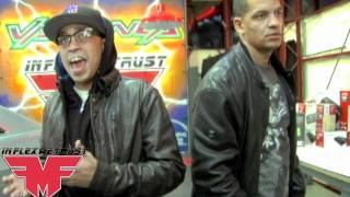 Peter Gunz & Cory Gunz #IFWT Freestyle w/ DJ Mike Sessions