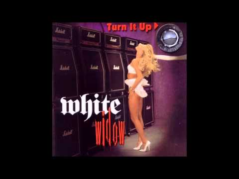White Widow - Turn It Up (Full Album)