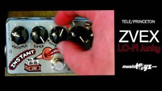 ZVex Vexter Series Instant Lo-Fi Junky