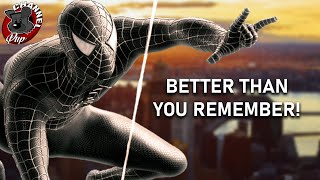 Spider-Man 3 is SO MUCH BETTER than you remember...