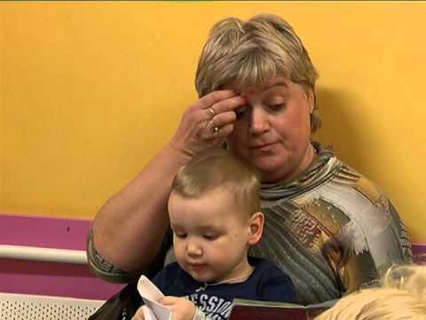 Скандал в Детской поликлинике