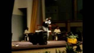 Curtis Jordan @Tebs David Concerts (30th & 31st July 2010).wmv