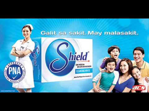 Shield Bath Soap Radio Commercial
