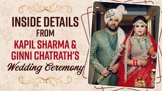 Kapil Sharma and Ginni Chatrath's Wedding Ceremony | Inside pictures | Pinkvilla | Bollywood
