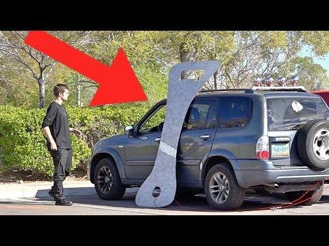 BEST Bad Parking Revenge Pranks (I GOT BUSTED!!!) - TOP MAGIC FUNNY COMPILATION 2019