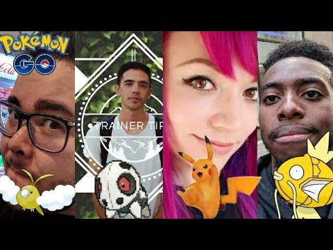 Download Youtube: EVOLVING SHINY SWABLU, ARON, MAGIKARP, PIKACHU, Ft. TrainerTips, Reversal, PokemonMasterHolly, DX1