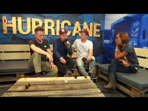 Fettes Brot beim Hurricane 2014 - live