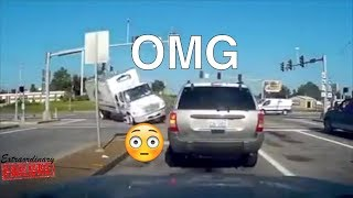 Car crash compilation 2018 ⎮ HD