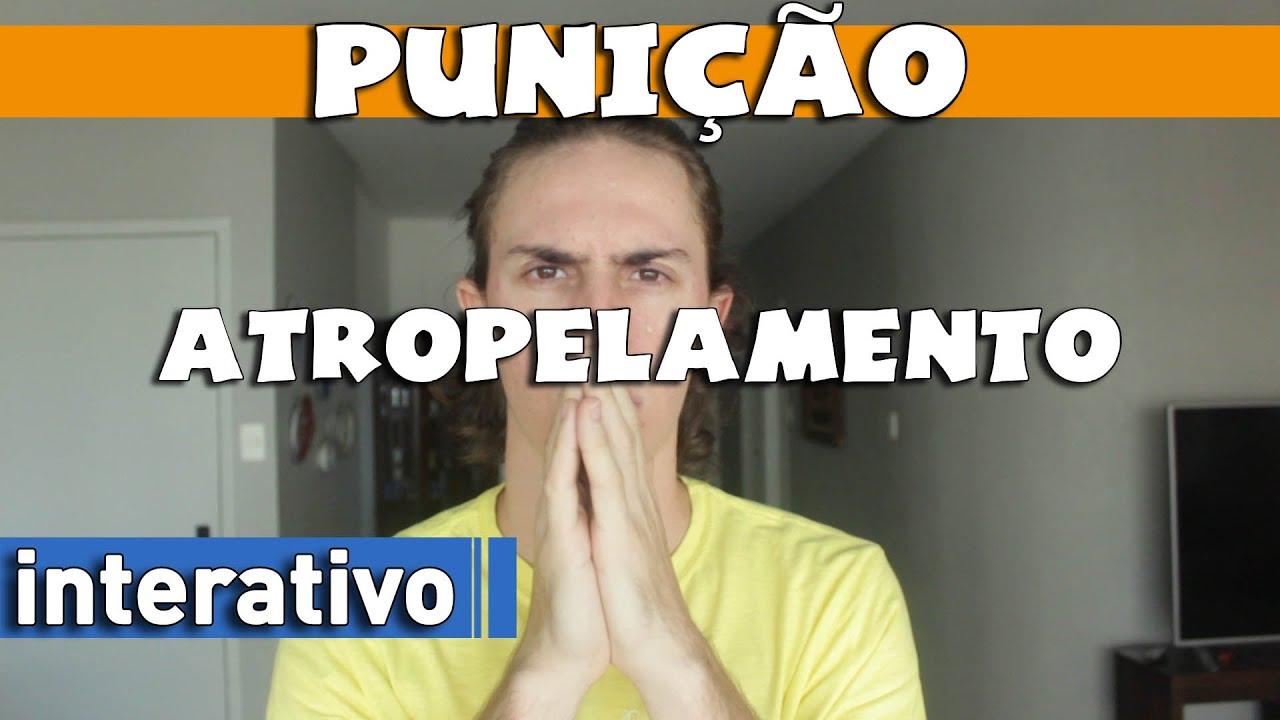 ATROPELAMENTO - PUNIÇÃO PARA MAURO - Activate SUBTITLES for ENGLISH and OTHER LANGUAGES!
