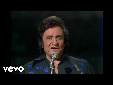 Johnny Cash - Big River (Live)