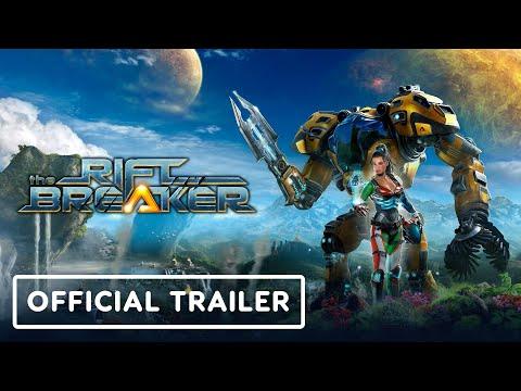 The Riftbreaker - Official Gameplay Trailer   gamescom 2020