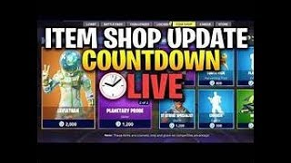 *New*Fortnite Item Shop Countdown! May 18th New Skins(Fortnite)