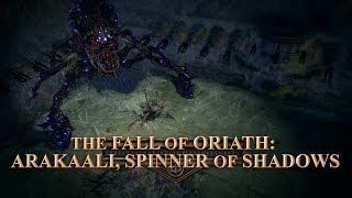 Path of Exile: Arakaali, Spinner of Shadows