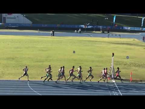 M40 800m final 2016 World Masters