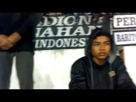 No Attribute No Problem, Jak mania Away Day Persija vs Barito putra, @manahan solo, kicir kicir