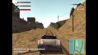 Driv3r (Driver 3) Final Mission (Train) EPIC!!!