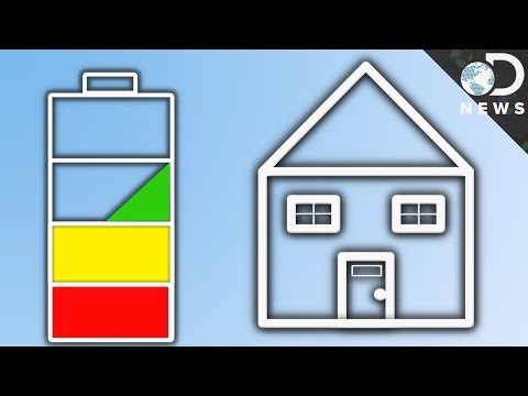 Can Your Entire House Run On Batteries?