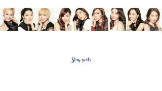 Girls' Generation 少女時代 (SNSD) Stay Girls Jap | Rom | Eng Sub