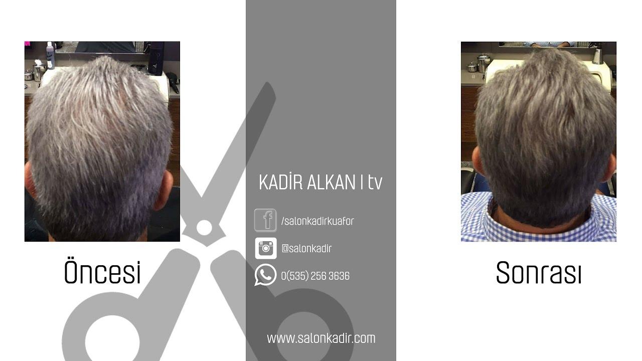 Saçlardaki Beyazlıklar Nasıl Kapatılır