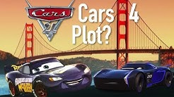 Will There Be a Disney Pixar Cars 4? - Plot Speculation