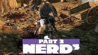 Nerd³ Completes... Dark Souls II - Part 2 - 15 Jun 2018