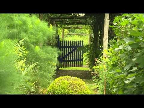 Jardin du Limousin : Erik le Minoux - Jardin de la Bergeraie