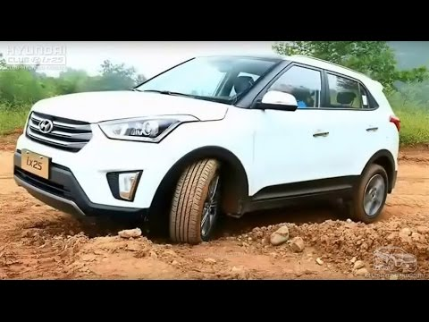 Hyundai Creta Ix25 Review Youtube