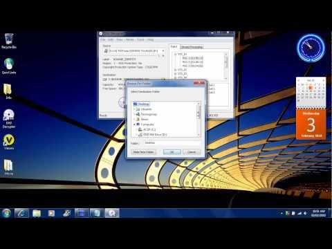 How Use DVD Decrypter.wmv