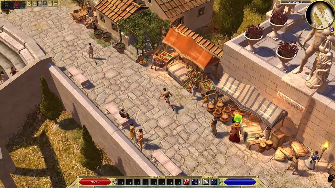 Купить Titan Quest: Atlantis (ДОПОЛНЕНИЕ) DLC
