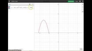 Graphing in Desmos with restrictions