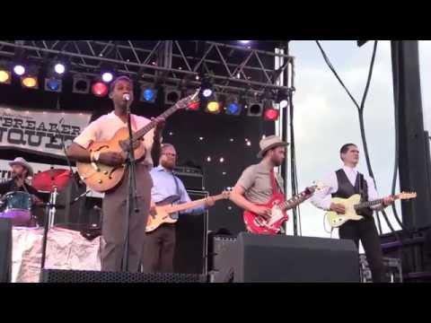 SXSW Leon Bridges & The Texas Gentlemen Smooth Sailing