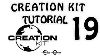 Creation Kit Tutorial №19 - Компаньоны и свадьбы