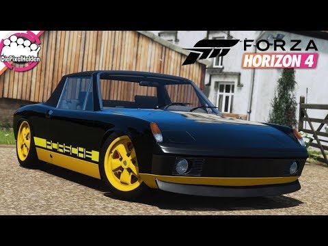 FORZA HORIZON 4 #176 - Großes Tuningpotenzial im Volksporsche - Let's Play Forza Horizon 4 thumbnail