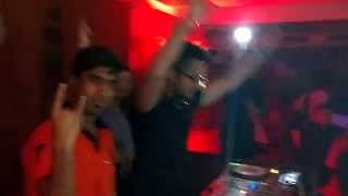 DJ ASHU NAGPAL LIVE FRIDAY NIGHT 13/03/2015 AT MOONSHINE CAFE & BAR , DELHI