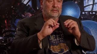 Interview Luc Besson - Dans les coulisses du film Valérian