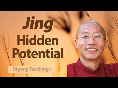 Flow of Wisdom: hidden potential: Jing (reproductive) energy in DNA, cells, blood, bone marrow, etc