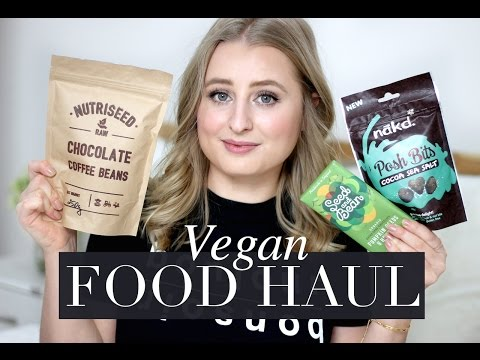 Vegan Food Haul | JessBeautician