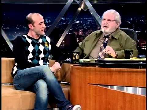Paulo Gustavo no Programa do Jô 22/10/2008 Parte 02
