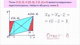 Задание 3 ЕГЭ по математике. Урок 57