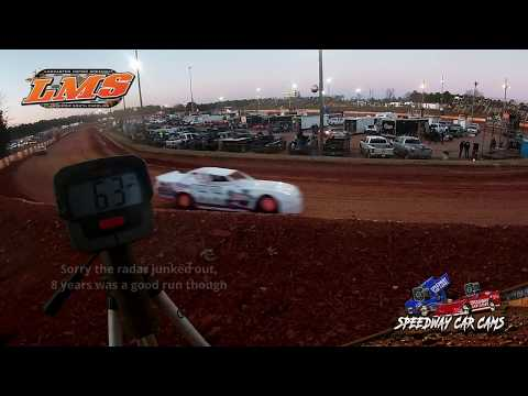 Speed Radar at Lancaster Speedway