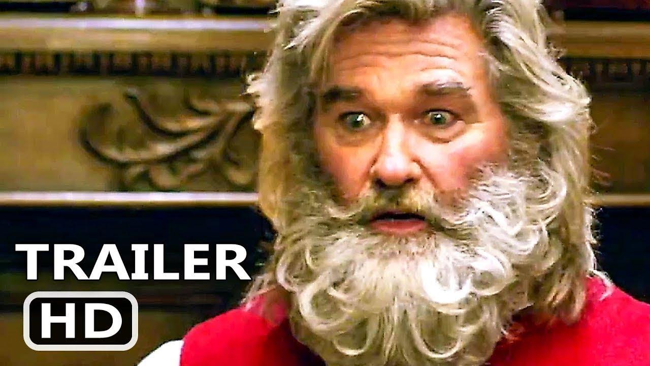 THE CHRISTMAS CHRONICLES Official Trailer (2018) Kurt ...