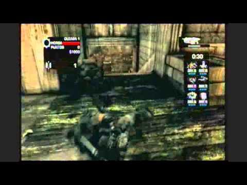 Gears of War 3 Truco en Repercuciones