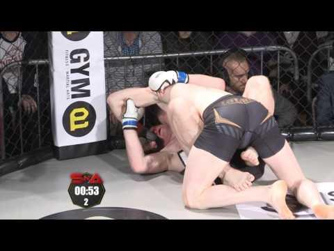 Robbie Disirens VS  Alex Abbott - Shock N Awe 24