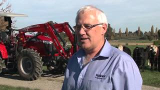 Machinery: The latest in tractor design from the very basic through to the high tech